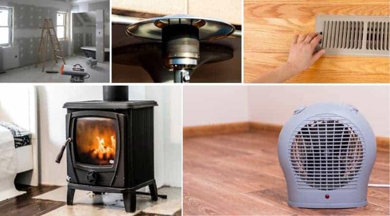 Best Way To Heat a Detached Garage