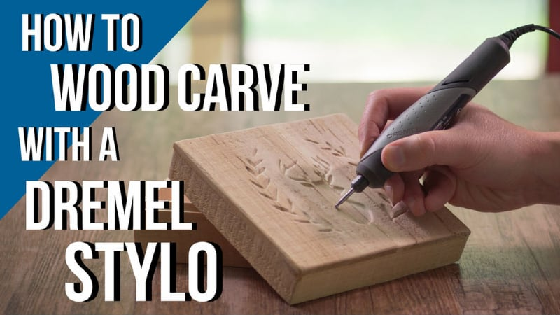 dremel wood carving